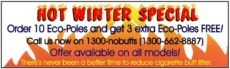 Hot Winter Specials for Govt Depts
