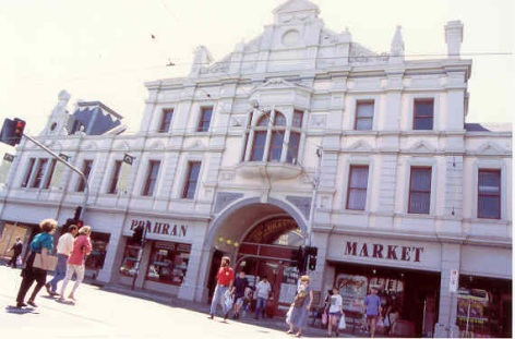 Prahran Market is the oldest Market in Australia