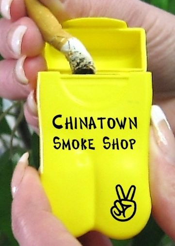 Chinatown Smoke Shop sells over 50 Personal Ashtrays a day!