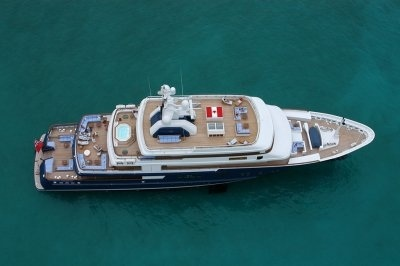 MY Polar Star is one of the world's premier charter Super Yachts