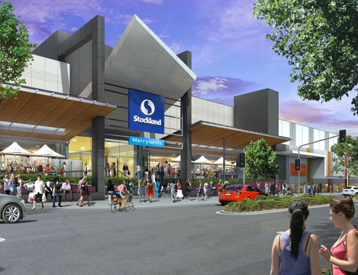 Stockland Merrylands installs Eco-Pole Ashtrays at new redevelopment