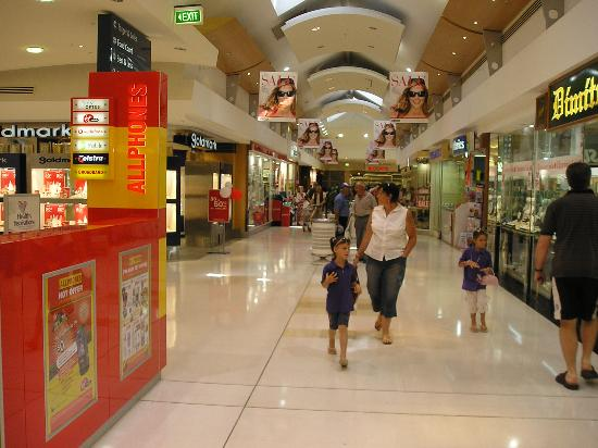 Riverside Plaza is an Eco-Friendly Shopping Centre